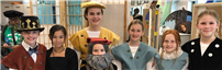 Odyssey of the Mind Team Competes at States photo