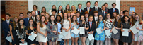 Westhampton Beach Inducts 40 Into National Honor Society  thumbnail120139