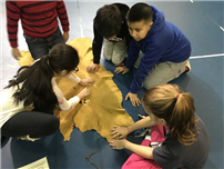 Hands-on Native American Lesson photo 4