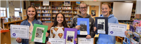 Blackout Poetry Winners photo